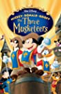 Mickey, Donald, Goofy: The Three Musketeers (2004) Poster