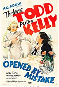 Opened by Mistake (1934)