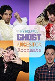 My Helpful Ghost Ancestor Roommate Poster