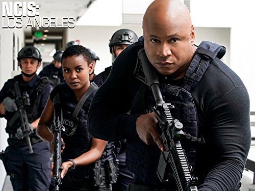 LL Cool J and Andrea Bordeaux in NCIS: Los Angeles (2009)