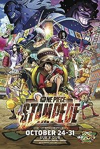 One Piece Stampedeวันพีซ เดอะมูฟวี่ สแตมปีด