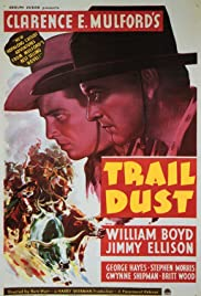 Trail Dust Poster