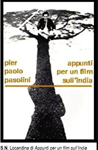 Watch welcome movie for free Appunti per un film sull'India Pier Paolo Pasolini [720x400]