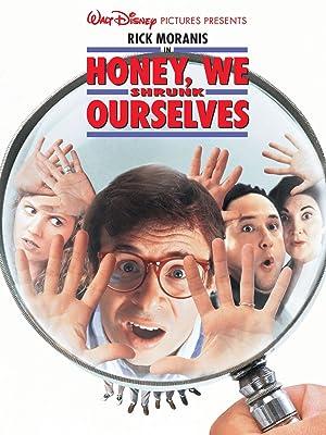 Honey, We Shrunk Ourselves