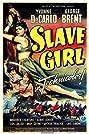 Slave Girl (1947) Poster