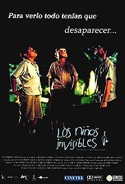 Los niños invisibles Poster