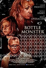 Willie Aames, Ryker Overacker, Billie Proffitt, Paul Overacker, and Marjorie DeHey in Bottle Monster (2020)