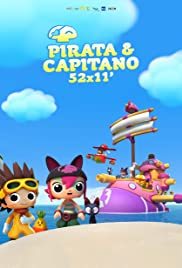 Pirata & Capitano Poster