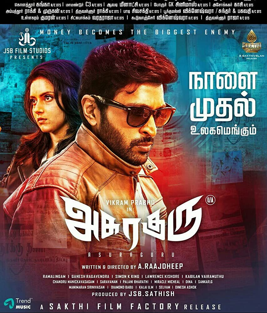 Asuraguru (2020) Tamil Full Movie Watch Online Download