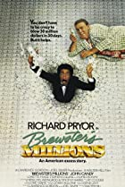 Brewster's Millions (1985) Poster