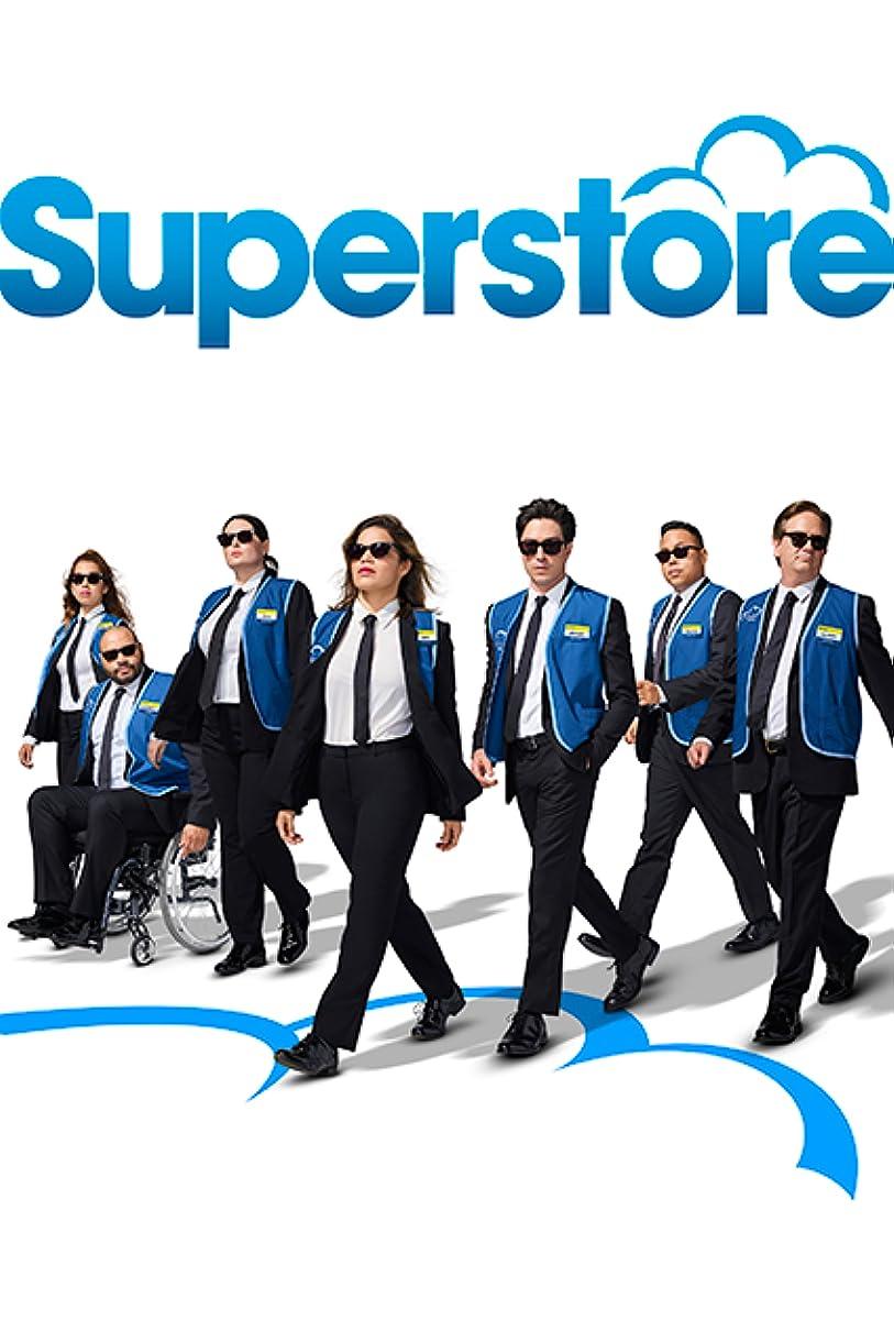 Supermarketas 2 sezonas (2016)
