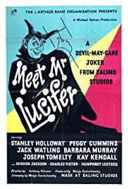 Meet Mr. Lucifer Poster