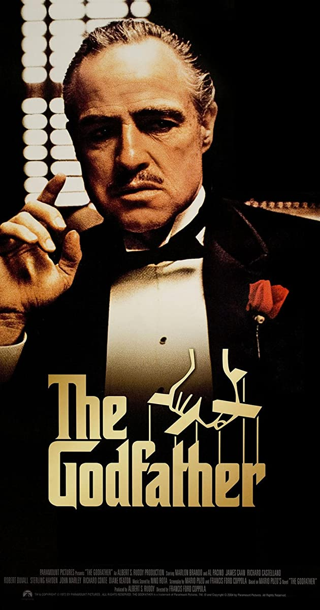 Bố già 1 – The Godfather 1 (1972)