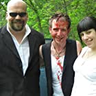Jason Paul Collum, Carmela Wiese, and Greg Johnson in Incest Death Squad 2 (2010)