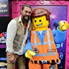 Jason Momoa at an event for The Lego Movie 2: The Second Part (2019)