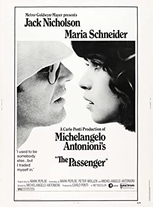 The Passenger Poster Image