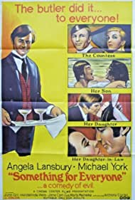 Something for Everyone (1971) Poster - Movie Forum, Cast, Reviews