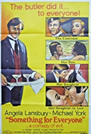 Something for Everyone(1970) Poster - Movie Forum, Cast, Reviews