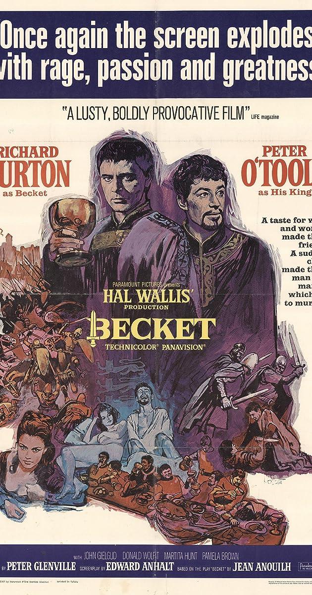 Subtitle of Becket