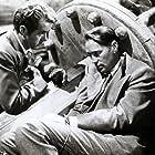 Elisha Cook Jr. and Franchot Tone in Dark Waters (1944)