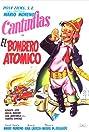 El bombero atómico (1952) Poster