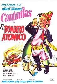 El bombero atómico(1952) Poster - Movie Forum, Cast, Reviews