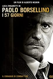 Paolo Borsellino: The 57 Days Poster