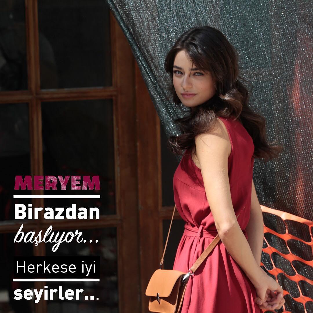 Ayça Aysin Turan in Anilar Silinmez (2017)