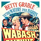 Victor Mature, Betty Grable, and Phil Harris in Wabash Avenue (1950)