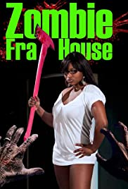 Zombie Frat House Poster