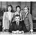 Deborah Adair, Anthony Franciosa, Anne Jeffreys, and Richard Kantor in Finder of Lost Loves (1984)