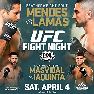 UFC Fight Night: Mendes vs. Lamas movie mp4 download