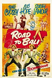 Road to Bali Poster