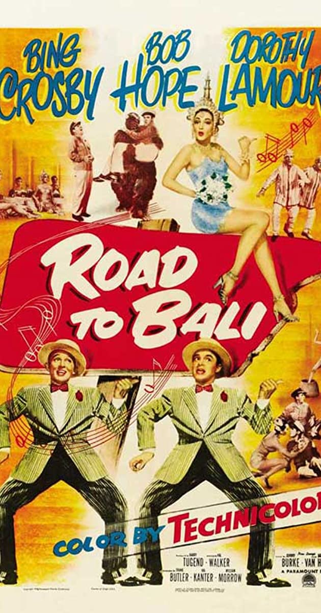 Subtitle of Road to Bali