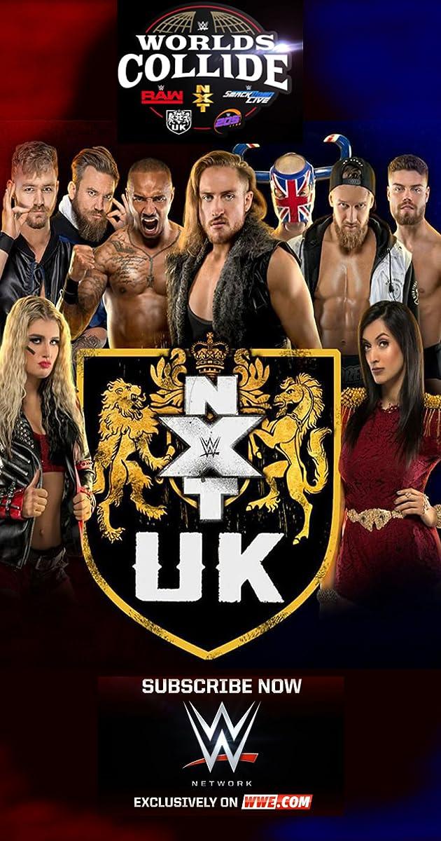 descarga gratis la Temporada 2 de WWE: NXT UK o transmite Capitulo episodios completos en HD 720p 1080p con torrent