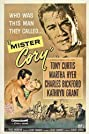 Mister Cory (1957) Poster