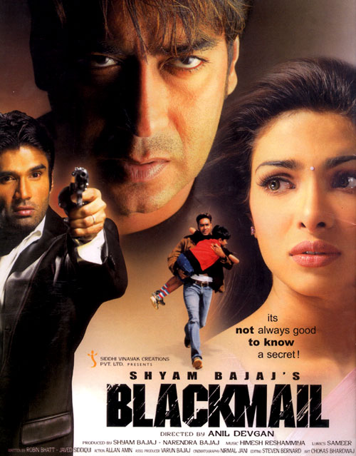 Blackmail (2005) Hindi Movie 400MB HDRip Download