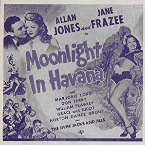 Moonlight in Havana by Anthony Mann