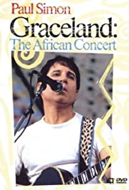 Paul Simon, Graceland: The African Concert Poster