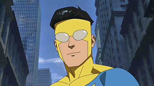 """Based on the comic book from """"The Walking Dead"""" creator Robert Kirkman, """"Invincible"""" revolves around 17-year-old Mark Grayson, who's just like every other guy his age -- except his father is the most powerful superhero on the planet, Omni-Man."""