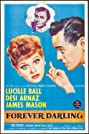 Forever, Darling (1956) Poster
