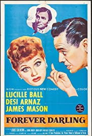 Forever, Darling(1956) Poster - Movie Forum, Cast, Reviews
