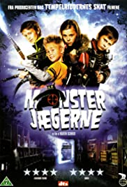 Monsterjægerne Poster