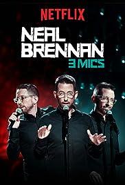 TRAILER: Neal Brennan: 3 Mics | Netflix Comedy Specials 2