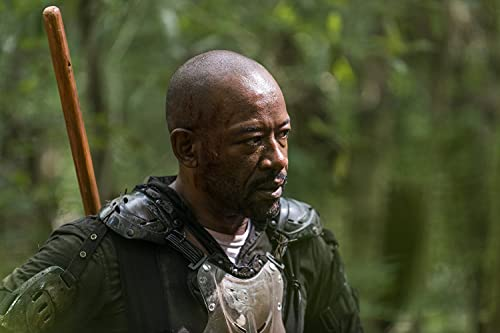 "Lennie James of ""The Walking Dead"": ""No Small Parts"" IMDb Exclusive"