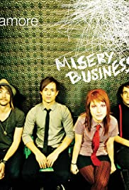 paramore misery business