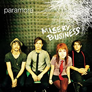 Paramore: Misery Business USA