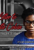 A Letter to Claudette Colvin