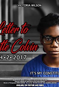 Primary photo for A Letter to Claudette Colvin