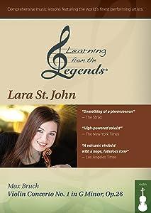 Ver nuevas películas de acción 2018. Learning from the Legends: Bruch Violin Concerto No. 1 in G Minor, Op. 26 featuring Lara St. John [720p] [QHD] [mkv]
